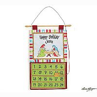 Happy Birthday Jesus Advent Calendar