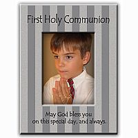 Screened Metal Communion Frame