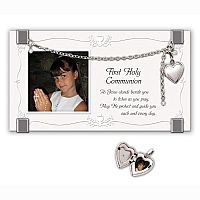 First Holy Communion Locket Frame