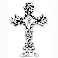 Communion Filigree Cross