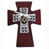 Solid Wood Confirmation Cross