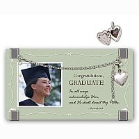 Graduation Locket Frame