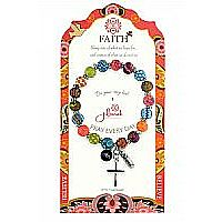 Multi Faith Gift Bracelet