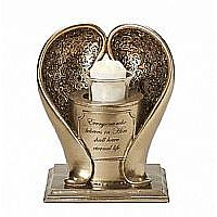 Memorial Candle Holder