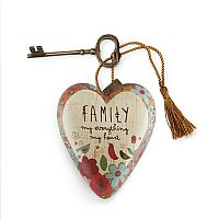 Family Art Heart