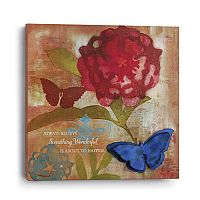 Something Wonderful Canvas Wall Art