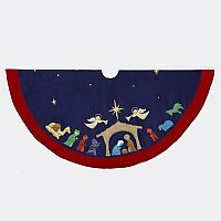 Nativity Treeskirt
