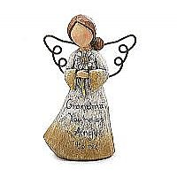 Grandma Angel Figurine