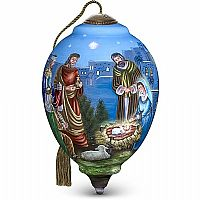 Holy Gathering Ornament