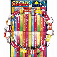 Countdown to Christmas Advent Chain