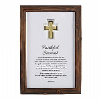 Faithful Servant Wall Art