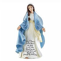 Our Lady of Grace Figurine