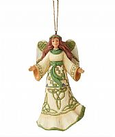 Irish Angel Ornament