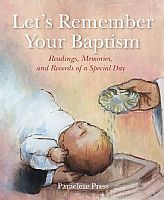 Let's Remember Your Baptism