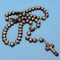 Mary, Undoer of Knots Rosary