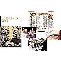 Gospels and Acts from the Saint John's Bible
