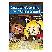 Guess Who's Coming for Christmas! Advent Booklet