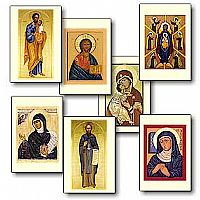 Icon Holy Card Collector�s Pack