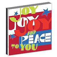 Joy and Peace to You