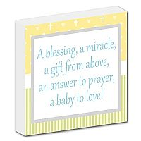 A Blessing, a Miracle...