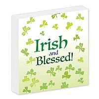 Irish and Blessed!