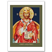 Christ the High Priest Icon