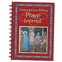 Conception Abbey Prayer Journal