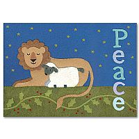Lion And Lamb Peace