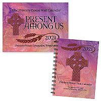 2021 Printery House Wall and Desk Calendar Combo