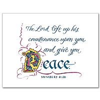 The Lord Lift Up His Countenance Upon You