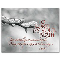 O Lord by Your Birth