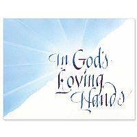 In God's Loving Hands