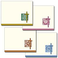 Foil Cross Petite Notes Assortment