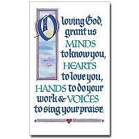 O Loving God, Grant Us...