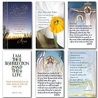 Sympathy Prayer Card Assortment