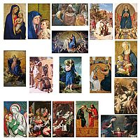 Bridgeman Art Prayer Card Assortment