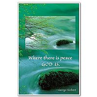 Where There is Peace God Is