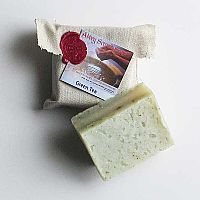 Green Tea Handcrafted Soap