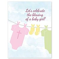 Celebrate the Blessing of a Baby Girl