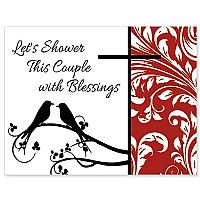 Let's Shower This Couple with Blessings