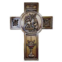 First Holy Communion Wall Cross