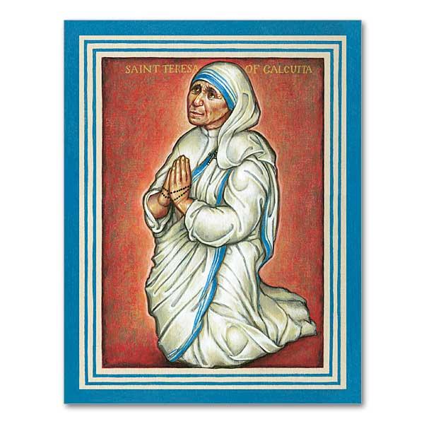 Mother Teresa   Mother teresa, Saint teresa, Godly woman