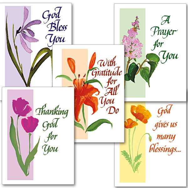 Caring thank you collection assorted thank you cards assorted thank you cards m4hsunfo