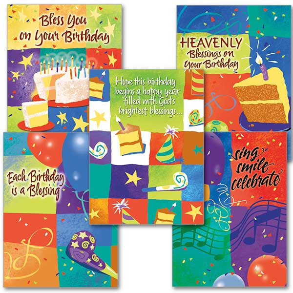 Birthday Collage Collection Assorted Birthday Cards – Assorted Birthday Cards