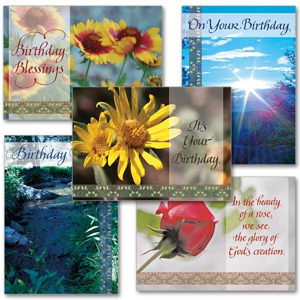 Birthday Photo Card Assortment Assorted Birthday Cards – Birthday Cards Assorted