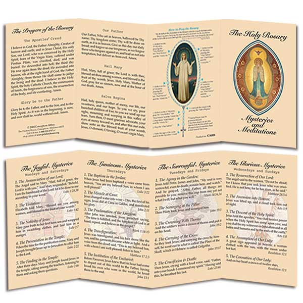 How to pray the rosary | st. Paul street evangelization.
