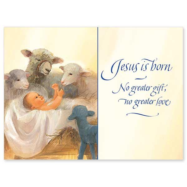 Jesus Is Born The Printery House