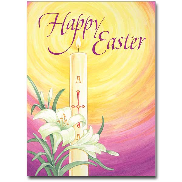 Happy easter easter card click here for larger picture m4hsunfo