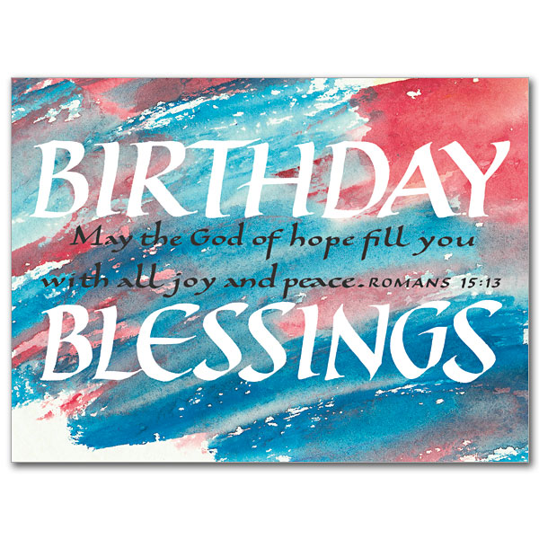 Birthday Blessings And. 68 powerful religious happy ...