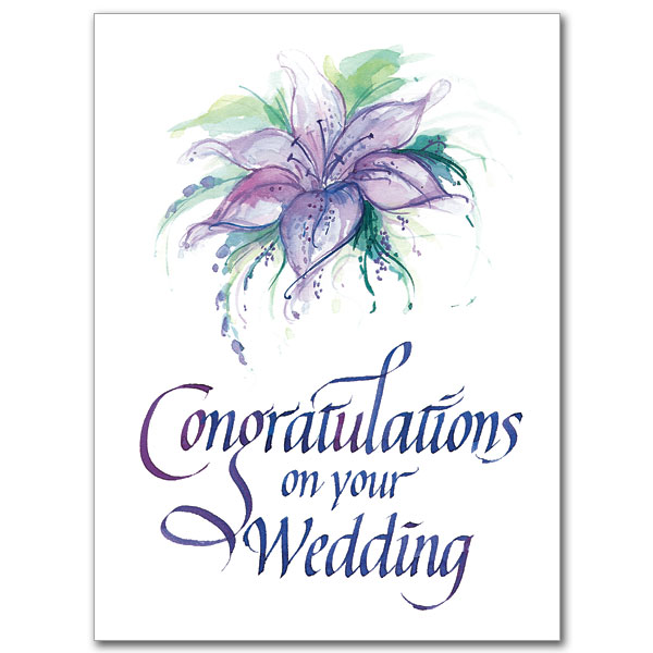 Wedding Congratulations Card Buy Wedding Congratulation Greeting